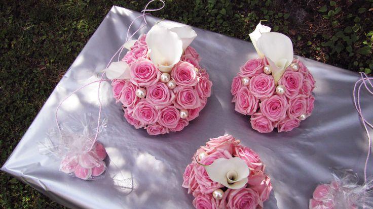 Soft bouquets!