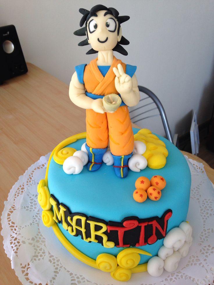 Dragon Ball Z Cake Ideas