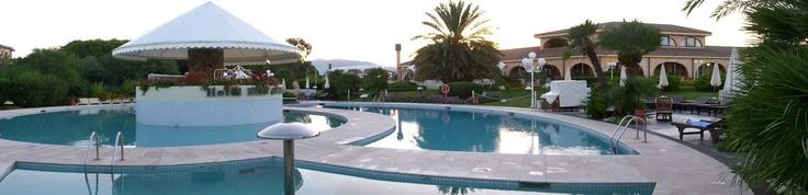 Hotels in Pula Sardinia: Hotel Baia di Nora, Pula Sardinia Italy