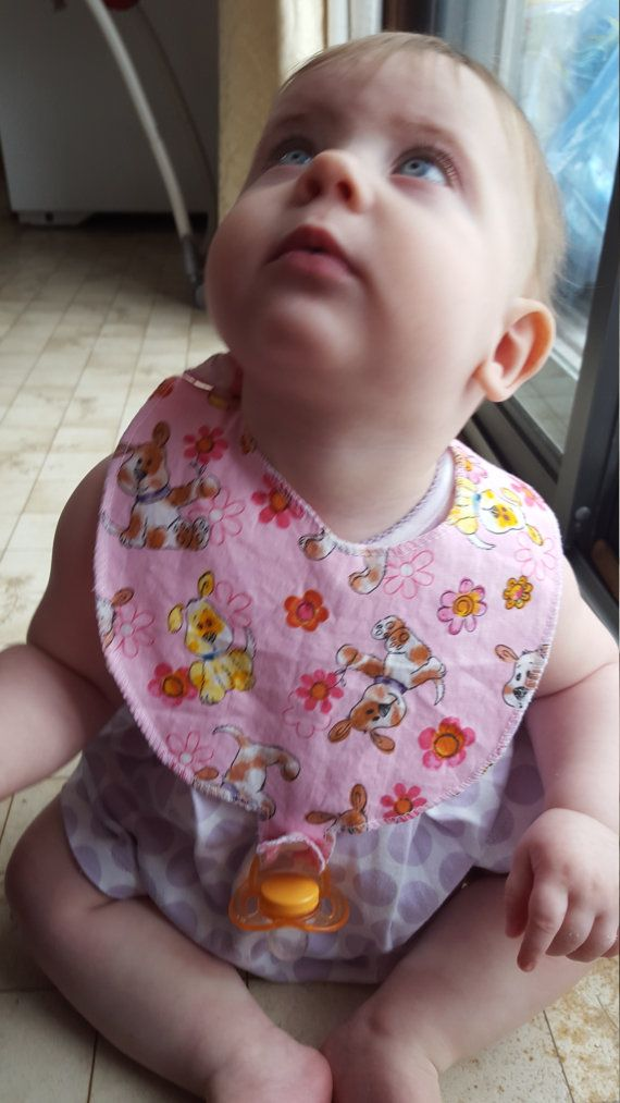 Low cost, cute and handy bibs!