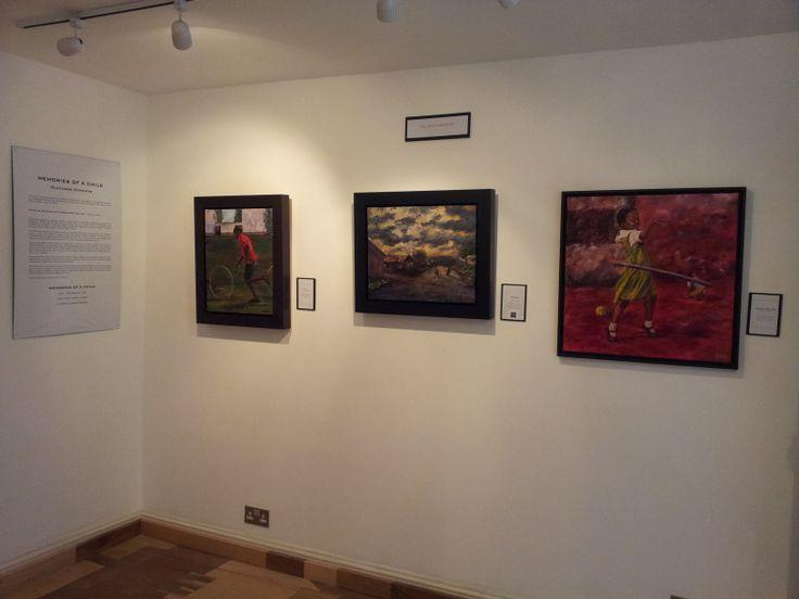 | Memories of a Child: The Exhibition | Feb 2014  Link: http://artistsshowcaseint.wordpress.com/2014/02/25/memories-of-a-child-the-exhibition/