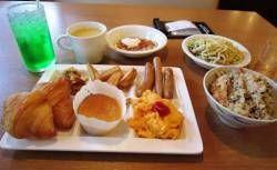 ココスの朝食バイキングwwwwwwwwwwwwwwww