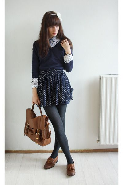 don't have the pins to pull off oxfords, but I'd be willing to give this outfit a try.