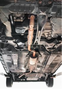 Just like all of the other components in your car, the exhaust system requires upkeep and maintenance to avoid permanent harm. One of the most common exhaust problems is a leak—this can cause a lot of noise, smoke, and smog, so it's important to rectify the issue immediately.