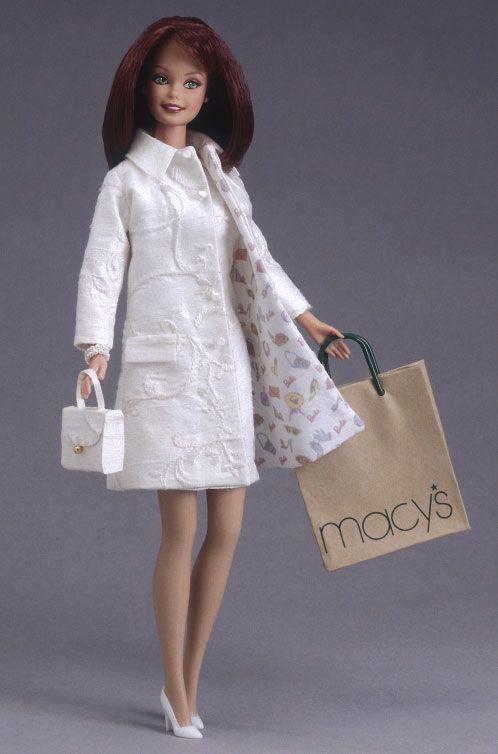 ASOleDolls Barbie Коллекционная Барби НИКОЛЬ МИЛЛЕР Nicole Miller City Shopper™…
