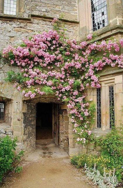 17 migliori idee su giardini rustici su pinterest for Immagini giardini case