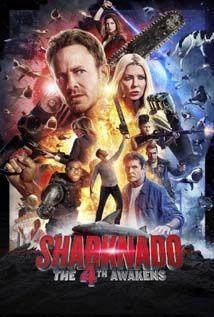 Sharknado 4: The 4th Awakens Streaming HD [720p] gratuit en illimité - Fin, sa famille et le cosmos ont été béatement sharknado-libre…