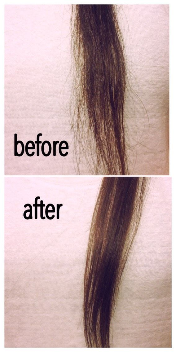 DIY Miracle Hair Reconstructor #Beauty #Trusper #Tip