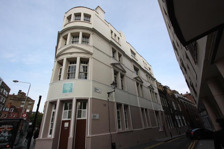 Central School of Ballet in London