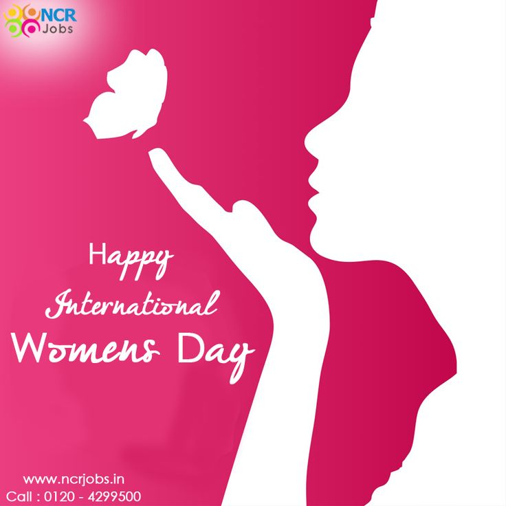 Wishing You all a very Happy International Women's Day..!! #NCRJobs #InternationalWomensDay www.ncrjobs.in