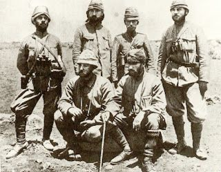 Mustafa Kemal, Trablusgarp Savaşı'nda (1912)