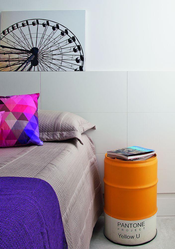 A ala social é um dos pontos altos do projeto concebido pela arquiteta Renata Cáfaro para um empreendimento da construtora Danpris para o programa Minha Casa, Minha Vida.