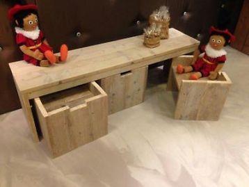 ≥ Kinder meubel kinder stoel opberg box  - Kinderkamer   Tafels en Stoelen - Marktplaats.nl