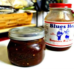 Blues Hog Tennessee Red BBQ Sauce. Many of you have asked me for a clone recipe of this sauce, this is what I've come up with. It's very similar but I think my version is better.