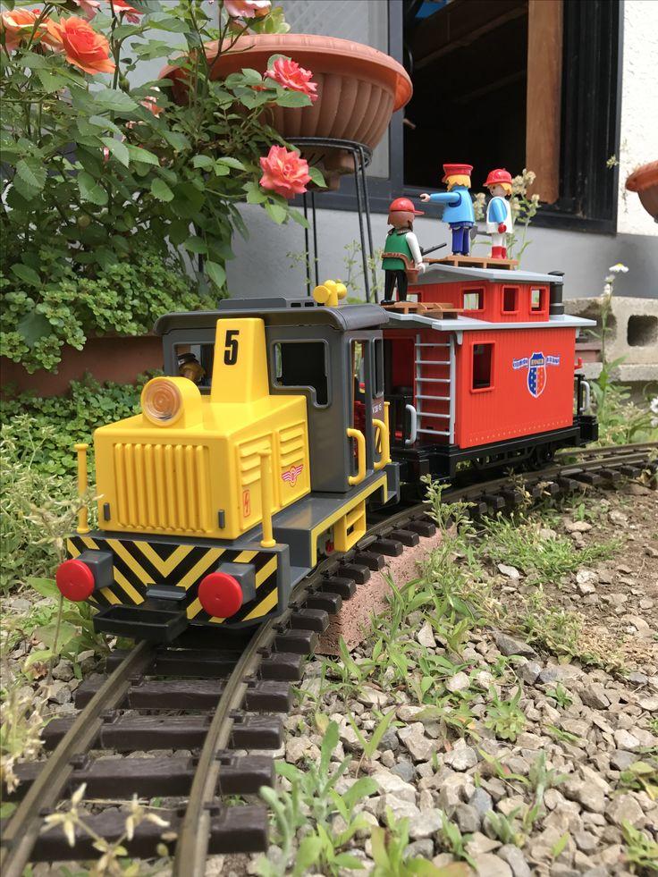 Top 25 best train playmobil ideas on pinterest - Train playmobil ...