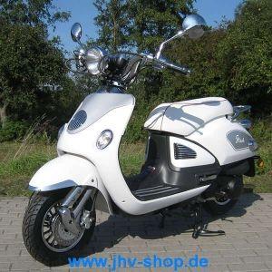 Quad, Buggy, Bikes, Trikes,Kinderquadbahn,  Eventartikel und mehr - Znen Retro Roller - Scooter 125 cc Legend