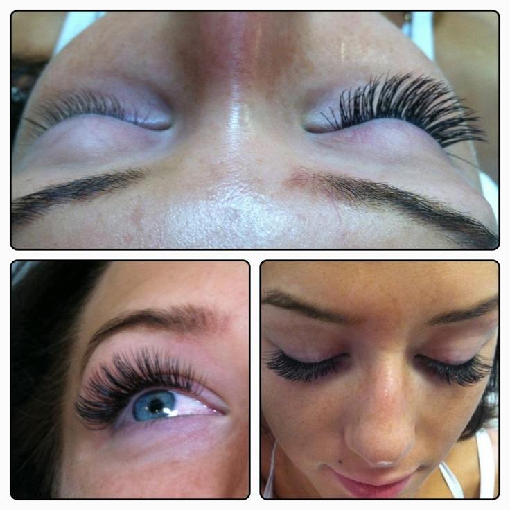 Xtreme Lashes eyelash extensions by Raya Schwartz