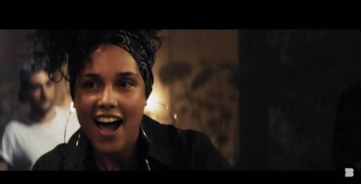 Watch Alicia Keys Here Concert From New Hot CD