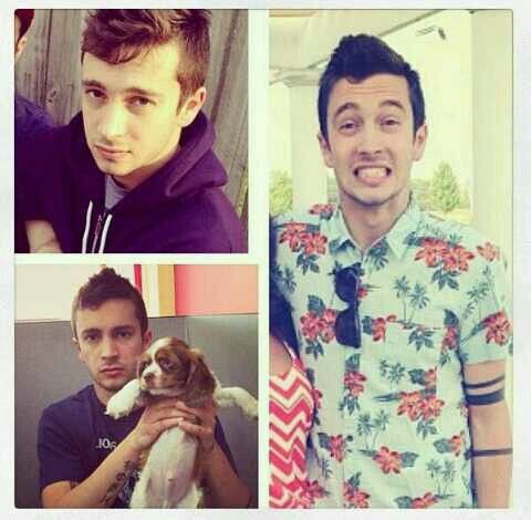 Tyler Joseph, Twenty One Pilots <3 is there a better man in the world? Answer at ur own risk ;)
