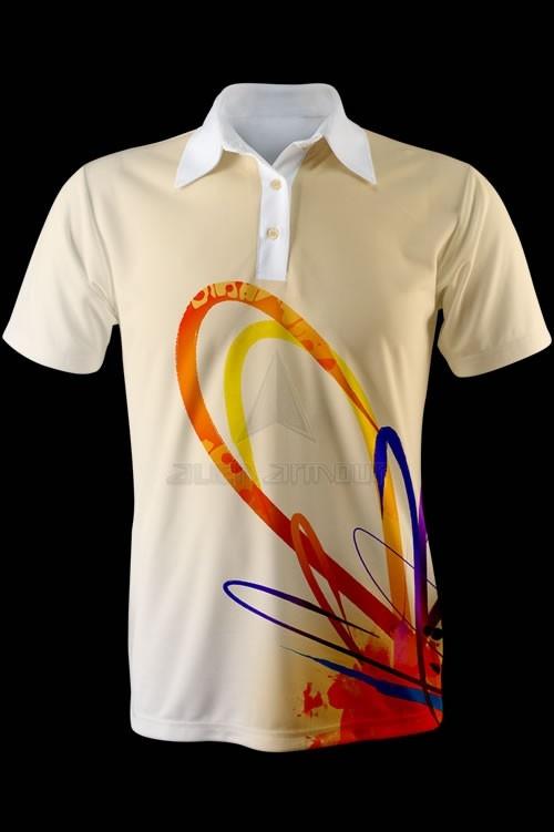 Áo thể thao cầu lông Alien Amour Men's Irona I Polo F006