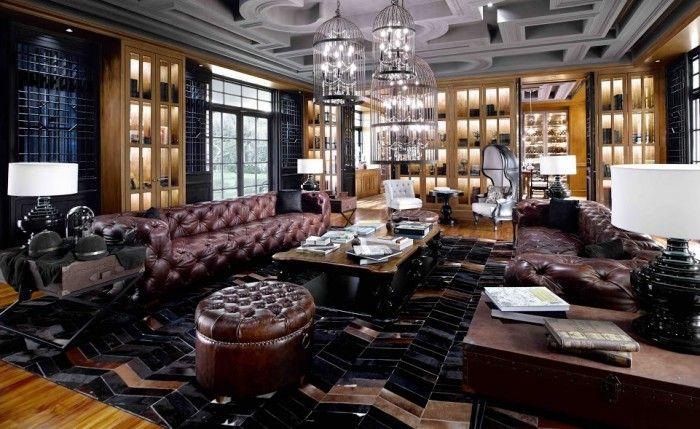 The Sanchaya New Luxury Resort Bintan Indonesia - Restaurant The Library #hotel #design