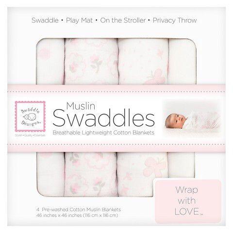 Swaddle Designs Muslin Swaddle