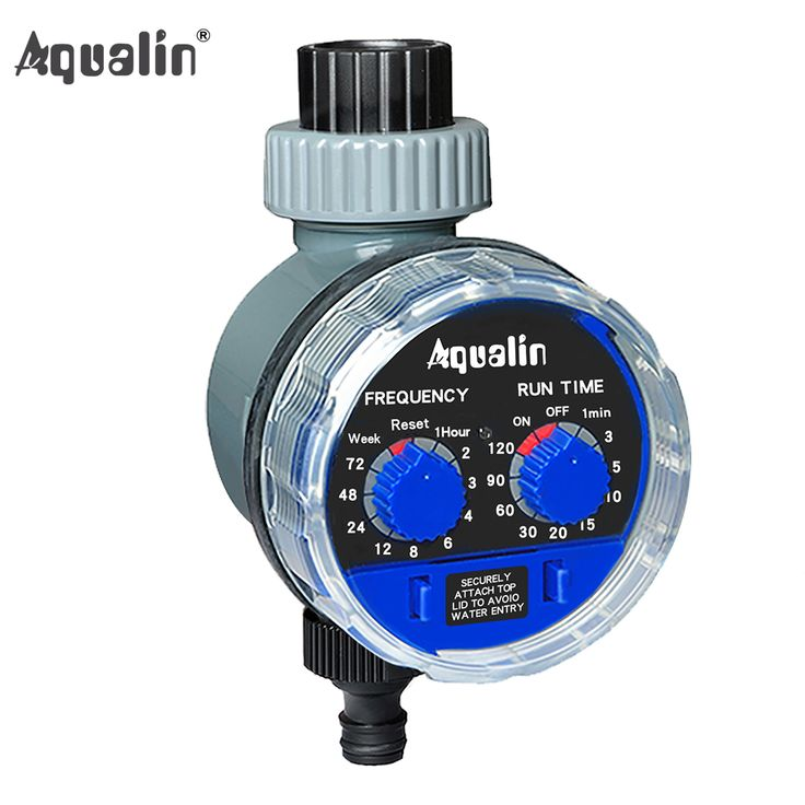 USD $33.98 - Garden  Watering Timer Ball Valve Automatic Electronic Water