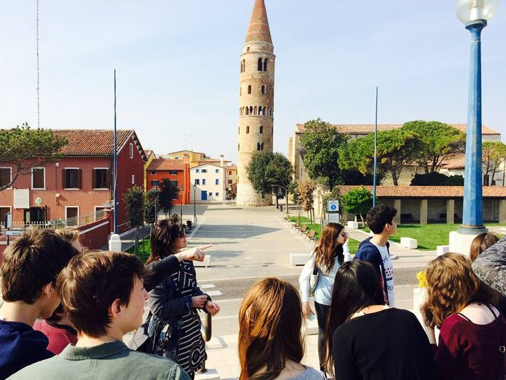 Learn Italian with Il faro in Caorle- Venice. IL FARO – Max 6 students per class – students grouped according to the level of their language knowledge – trips to some interesting sites that are off-the-beaten-track  Why Caorle? – ideal position on the coast of the Adriatic Sea, only 50 km from Venice – great beaches – clean, safe environment, very liveable town where everything is just a short walk or bike ride away  If you wish to experience the true Italian spirit and lifestyle, and you…