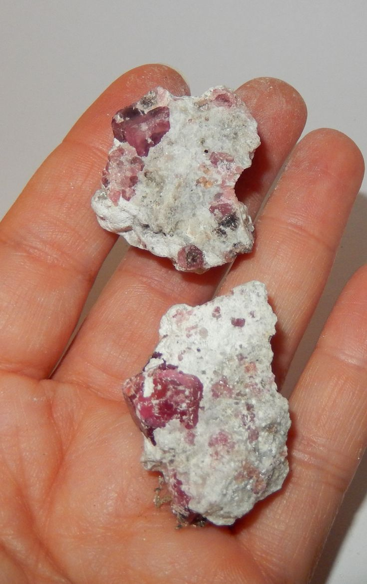 Red Raspberry Garnet cluster by earthlightgems on Etsy