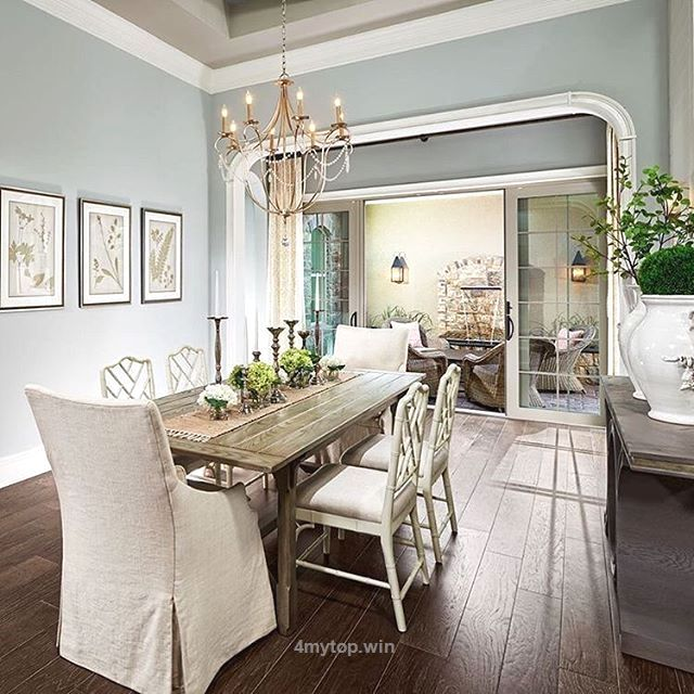 197 Best Dining Rooms Images On Pinterest