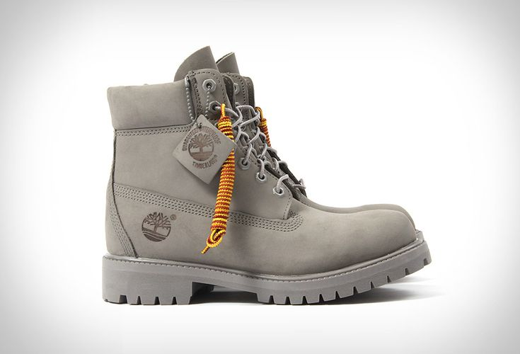 TIMBERLAND > Mono Grey Boots