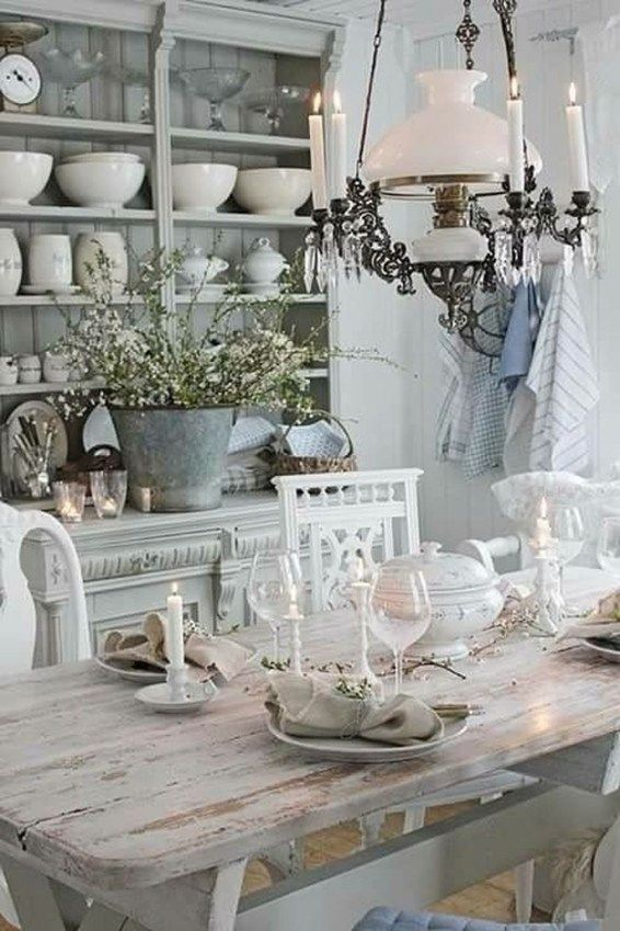 The Best French Country Style Kitchen Decor Ideas 44 Pimphomee Decorating