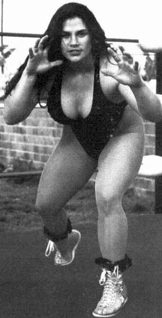 busty keegan wrestling