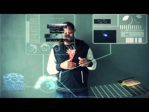 After Effects - Holographic Computer