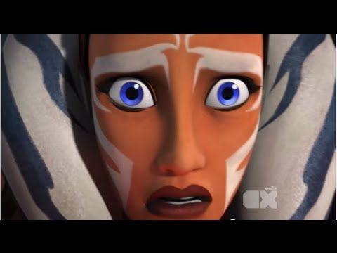 Ahsoka Tano discovers Darth Vader is her former master. THIS is the MOST INTENSE part of Star Wars Rebels yet! Exciting and heartbreaking all at the same time!