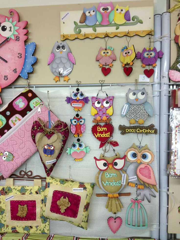 More owls! Mais corujas!