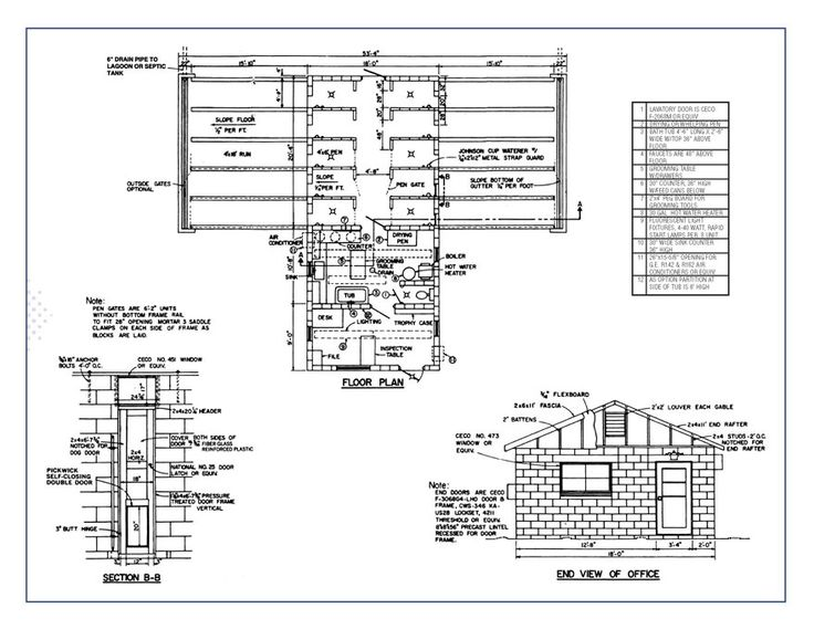 Kennel Plan Page Dogs Kennel Ideas Pinterest Dog