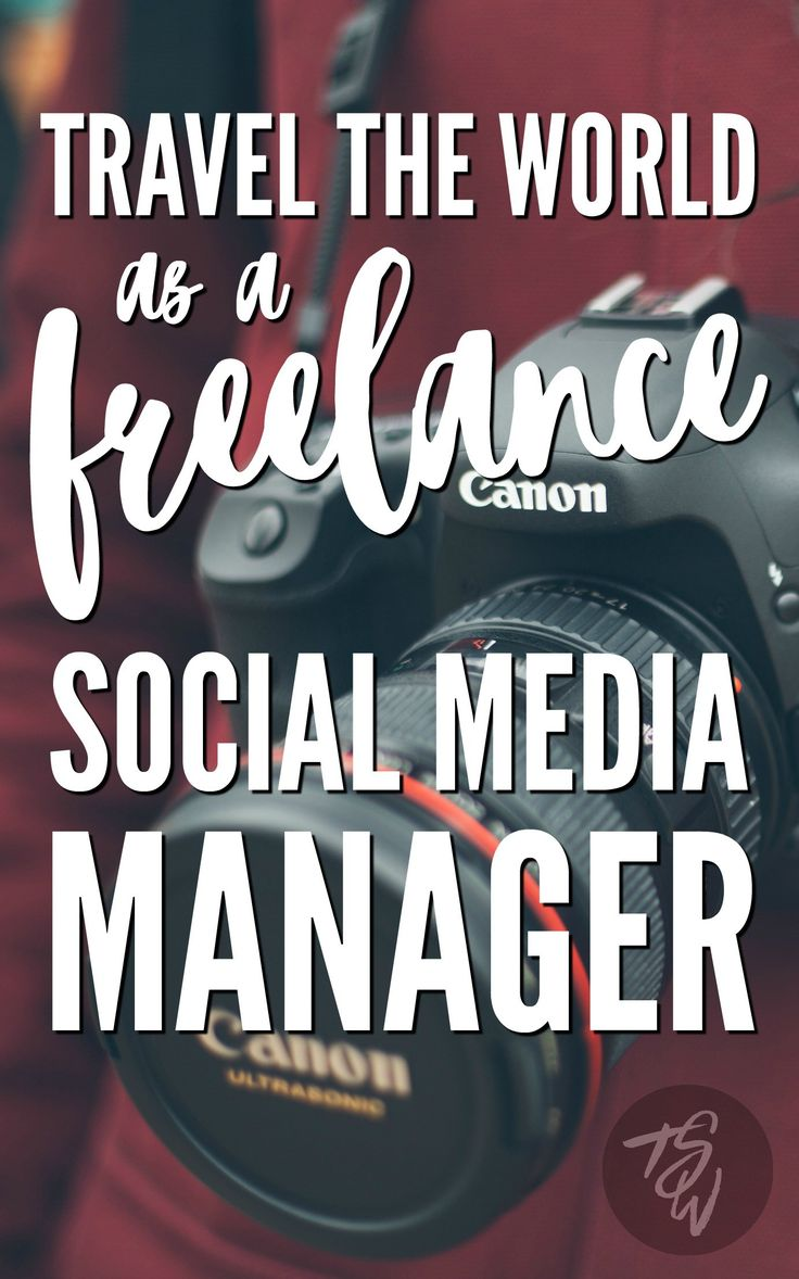fashion merchandising resume%0A How to Travel the World as a Freelance Social Media Manager
