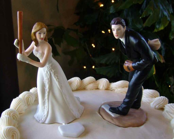 1000 Images About Funny Wedding Cake Toppers On Pinterest