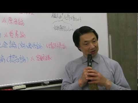 基本前提(1a):アドラー心理学の原理