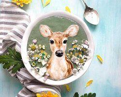 Очаровательный food-дизайн by Hazel Zakariya