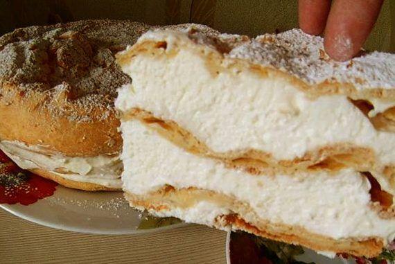 Nasledujúci recept pochádza z neďalekého Poľska, kde dostal pomenovanie Karpatka. Najskôr sa tento dezert považoval...