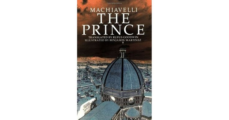 THE PRINCE was written by Niccolo' Machiavelli in the 1500s. It has continued to be a best seller in many languages. Presently, it is tra...