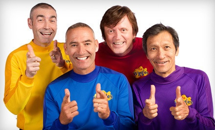 TORONTO, ONT - The Wiggles – Ricoh Coliseum  C$40 for The Wiggles Concert on Friday, October 5 or Saturday, October 6