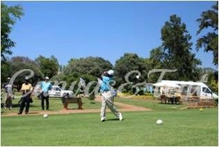 Charity Golf day for Chief of National Defence Force
