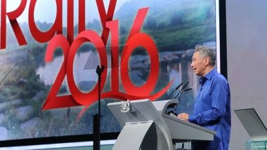 NDR 2016: Disruption the 'defining' challenge to the economy, says PM Lee