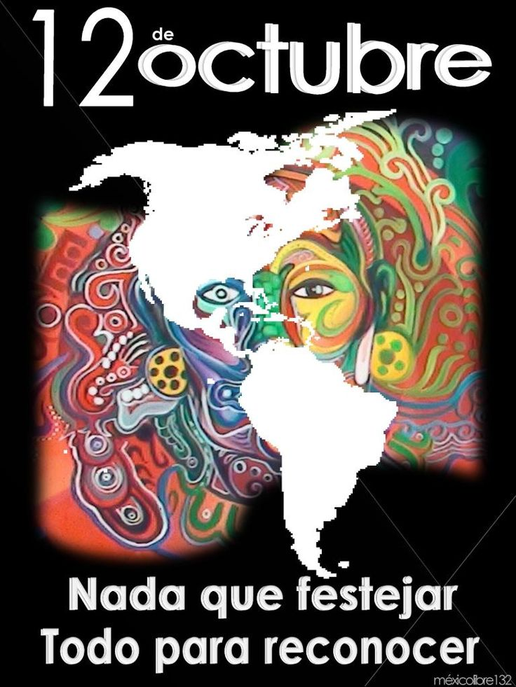 ACTO 12 de octubre con ILSE (Des-file de las fuerzas desarmadas y Día de los Pueblos Originarios ¡Nada que celebrar, todo por reconocer!)