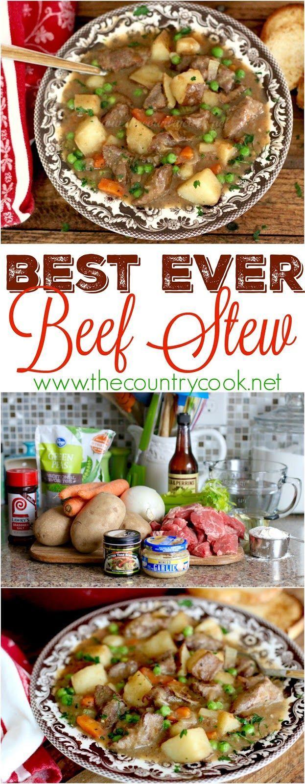Super Veggie Beef Stew Americas Test Kitchen