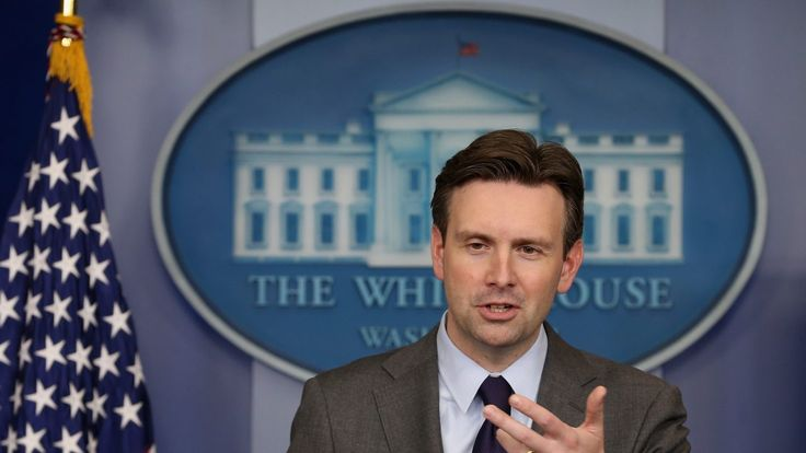 Josh Earnest is upset because Obama hasn't been acknowledged as 'most transparent' pres. in history