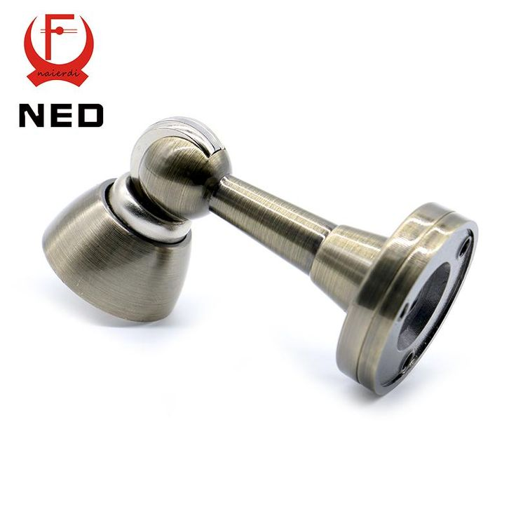 NED DFL-106 Bronze Color Stainless Steel Magnetic Sliver Door Stop Casting Powerful Door Stopper Holder Catch For Bedroom Home - ICON2 Luxury Designer Fixures  NED #DFL-106 #Bronze #Color #Stainless #Steel #Magnetic #Sliver #Door #Stop #Casting #Powerful #Door #Stopper #Holder #Catch #For #Bedroom #Home